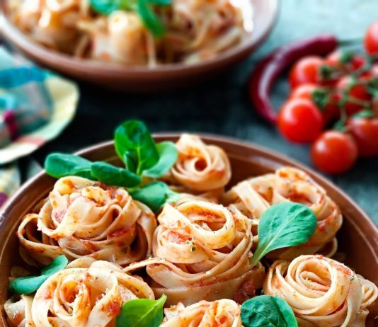 Healthiest pasta for weight loss