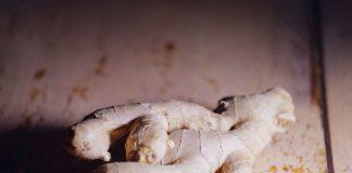 dried ginger vs. fresh