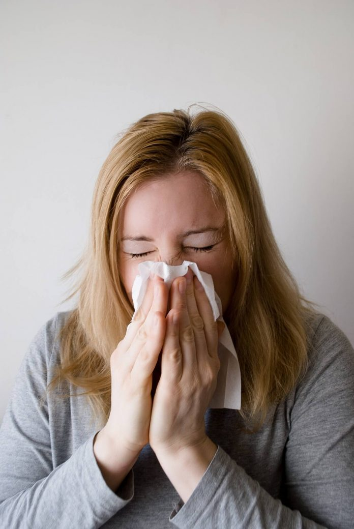 How to stop sneezing